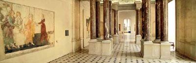 Fresques de Botticelli pour la villa Lemmi, XVe siècle
