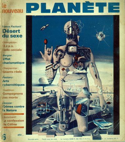 Planete, avril 1969