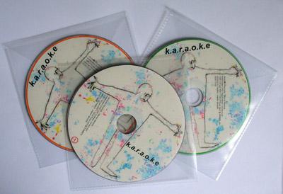 karaokoe dvd
