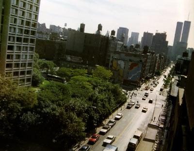 Alan Sonfist - time Landscape