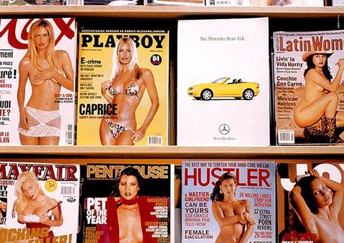 Playboy Mercedes