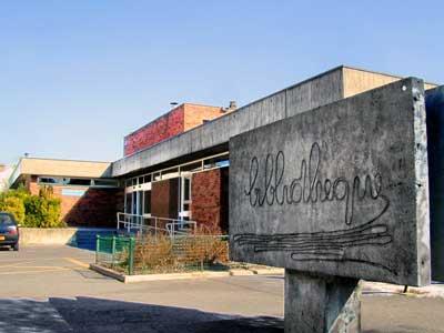 Bibliothèque Laon-Zola