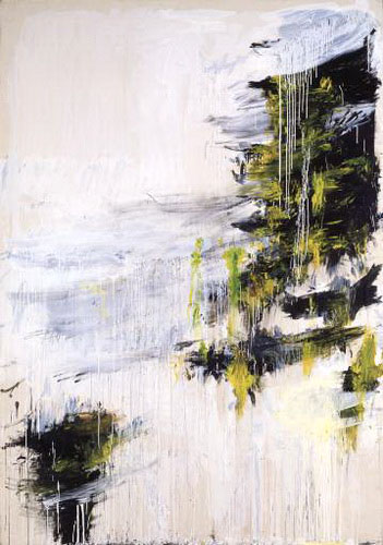 Cy Twombly - Inverno 1993-5